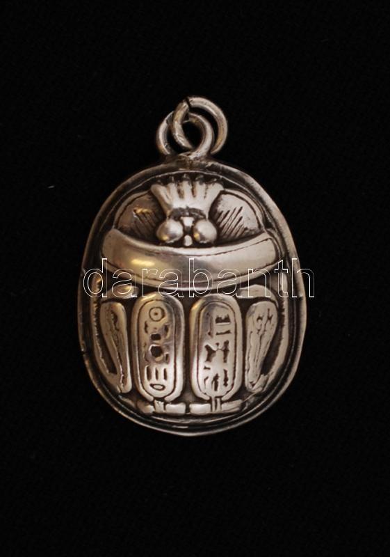 Ezst szkarabeusz medl ag nett 4gr jelzett 2cm silver ezst szkarabeusz medl ag nett 4gr jelzett 2cm aloadofball Gallery