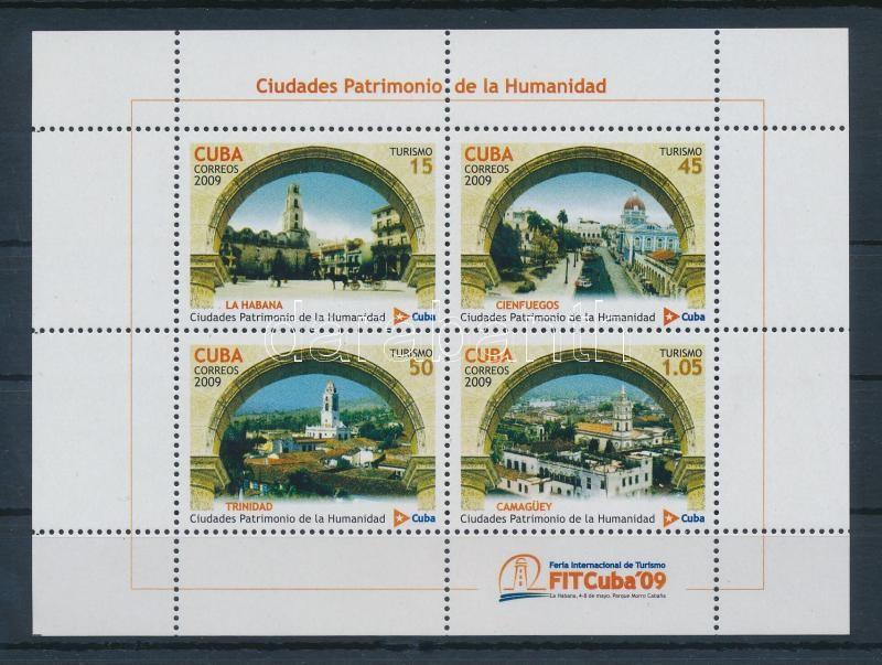 Cuban UNESCO World Heritage block, Kubai UNESCO világörökség blokk