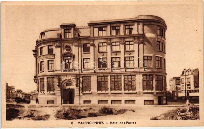 Valenciennes, Hotel des Postes