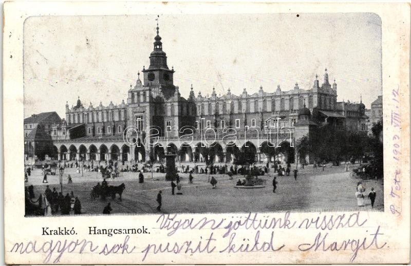 Krakkó; Hangcsarnok, Kraków, Music Hall