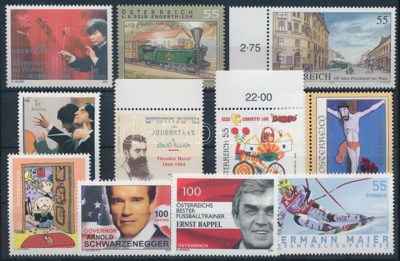 11 stamps, 11 klf bélyeg