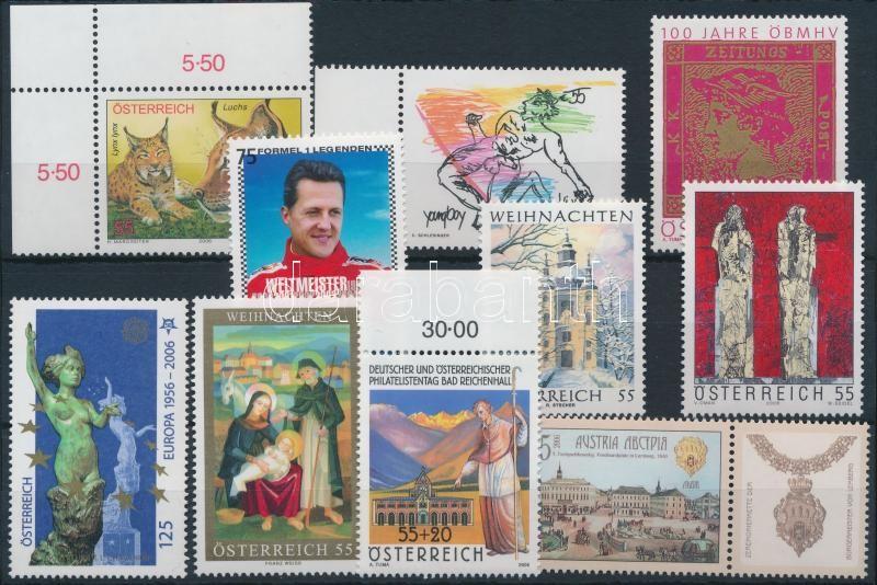 10 stamps, 10 klf bélyeg