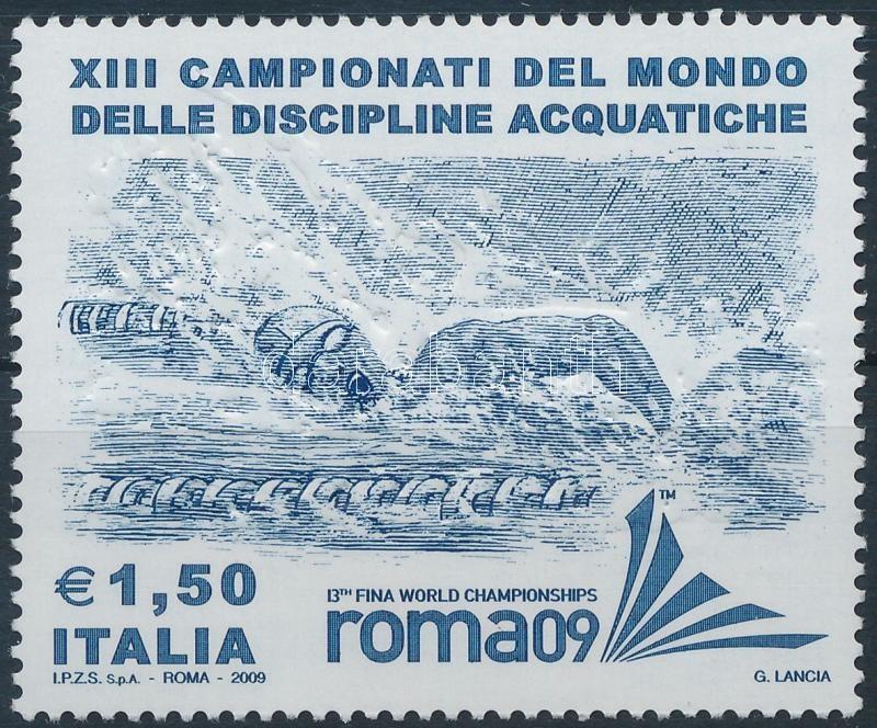 Swimming World Championships in Rome, Úszó VB, Róma