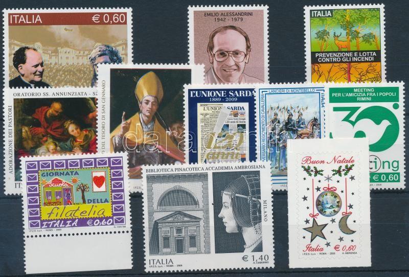 11 diff stamps, 11 db klf bélyeg