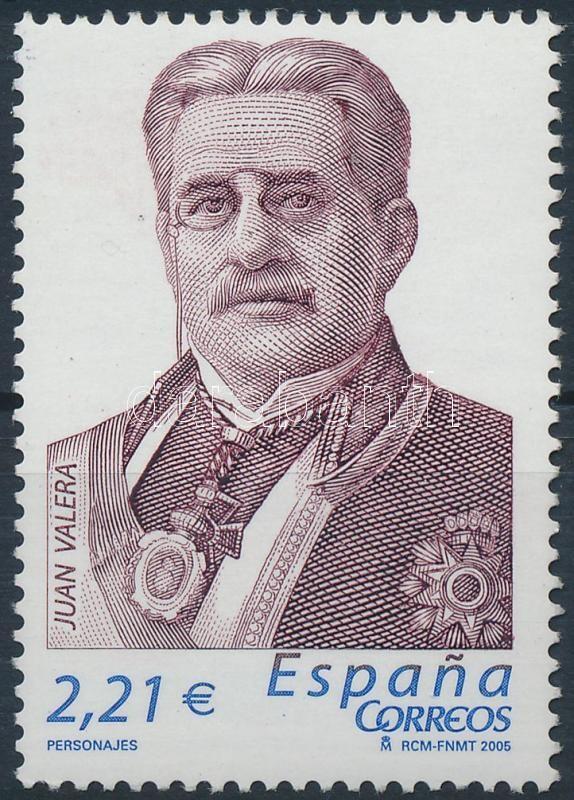 Juan Valera writer, Juan Valera író
