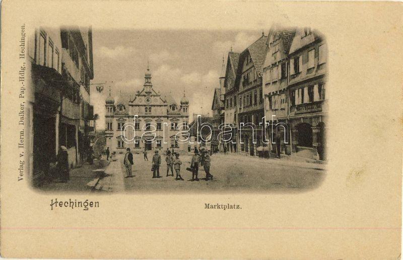 Herchingen, Marktplatz / Market place