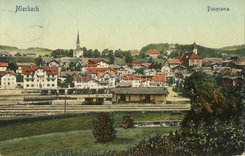 Miesbach railway station