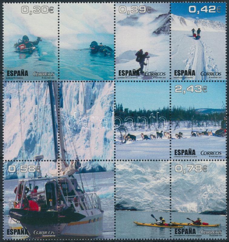 Television documentary series (III) block of 12, Televíziós dokumentumsorozat (III.) 12-es tömb