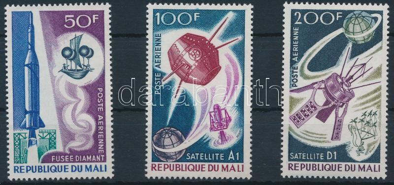 Space Exploration set, Űrkutatás sor