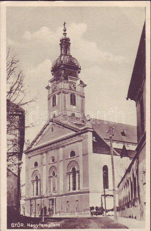 Győr nagytemplom