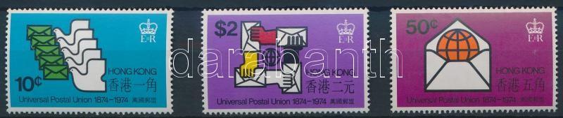 UPU centenary set, 100 éves az UPU sor