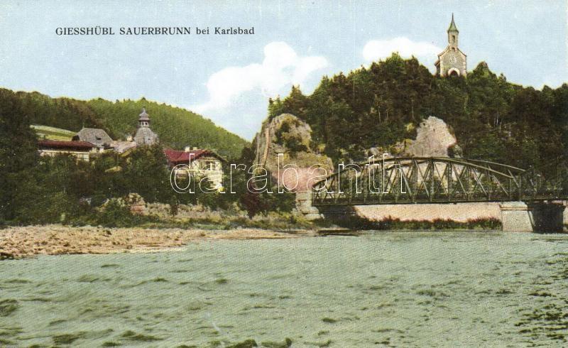 Kyselka, Giesshübl-Sauerbrunn