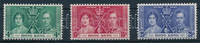 George VI and Elizabeth set, VI. György és Erzsébet sor