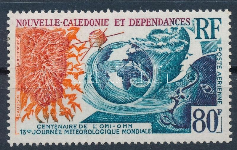 World Meteorological Organization, Meteorológiai Világszervezet