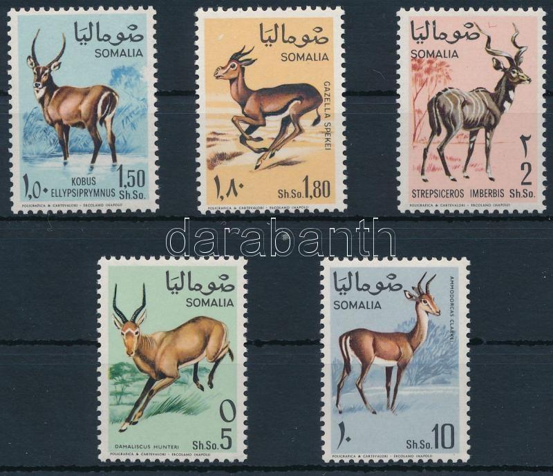 Antelope set, Antilop; Állat sor