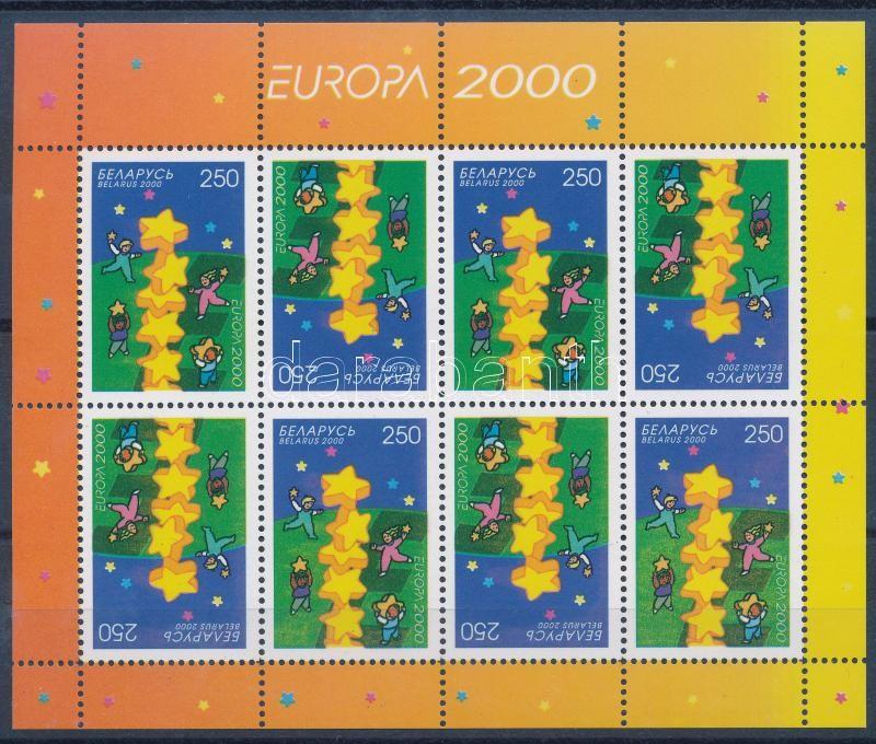 Europa CEPT mini sheet, Europa CEPT kisív
