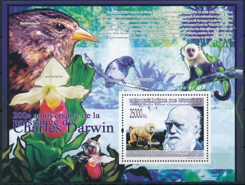 Charles Darwin block, Charles Darwin blokk