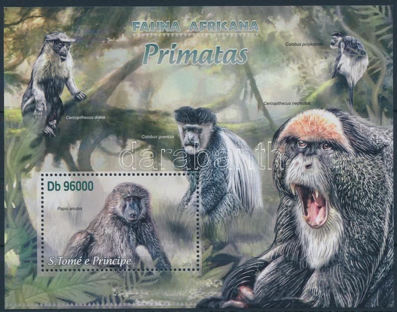 Mammals block, Emlősök blokk
