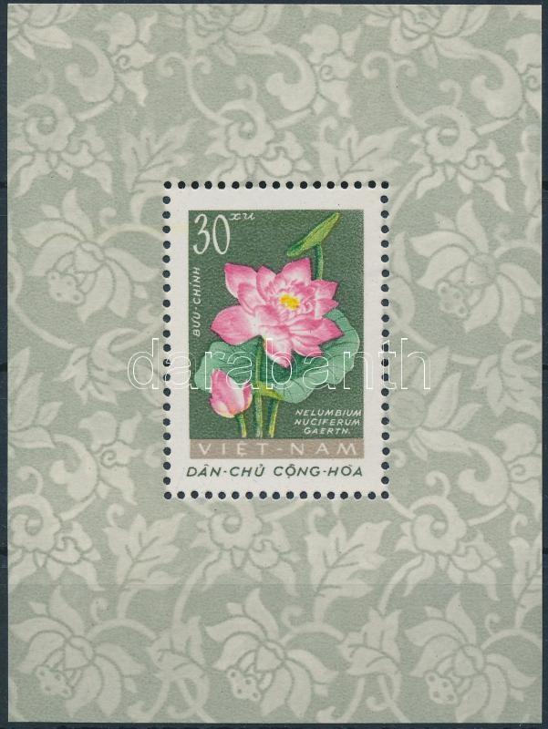 Flower block, Virág blokk