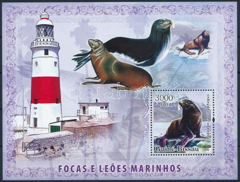 Seal block, Fóka blokk
