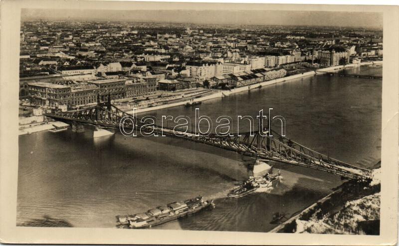 1951 Budapest, Szabadság híd