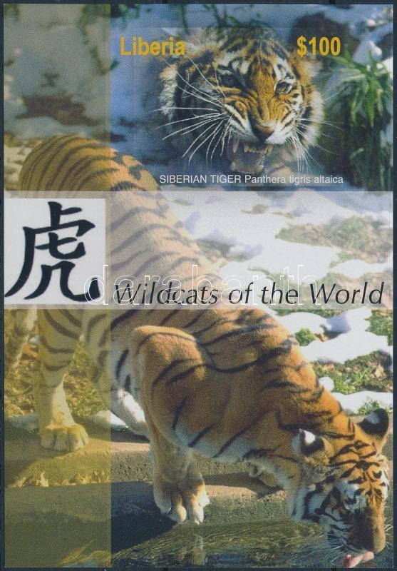 Tiger block, Tigris blokk