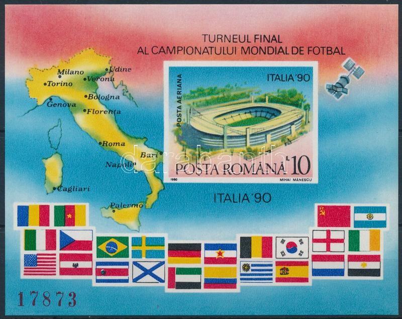 Football World Cup, Italy blocks, Labdarúgó VB, Olaszország blokk