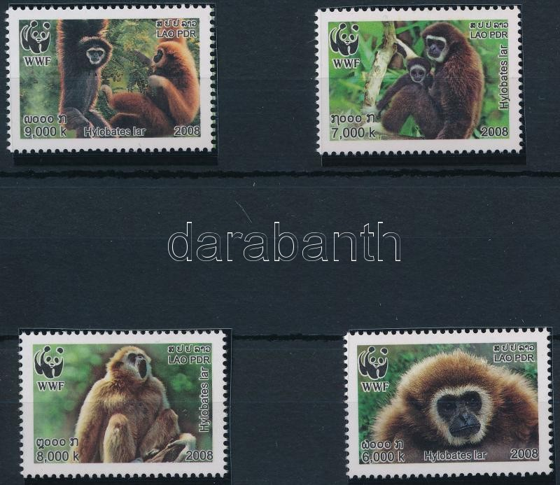 WWF Monkey set, WWF: Majmok sor