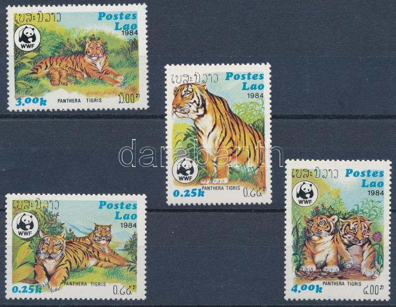 WWF Tiger set, WWF: Tigris sor