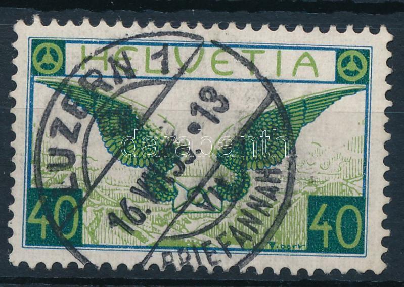 Airmail stamp, Légiposta bélyeg