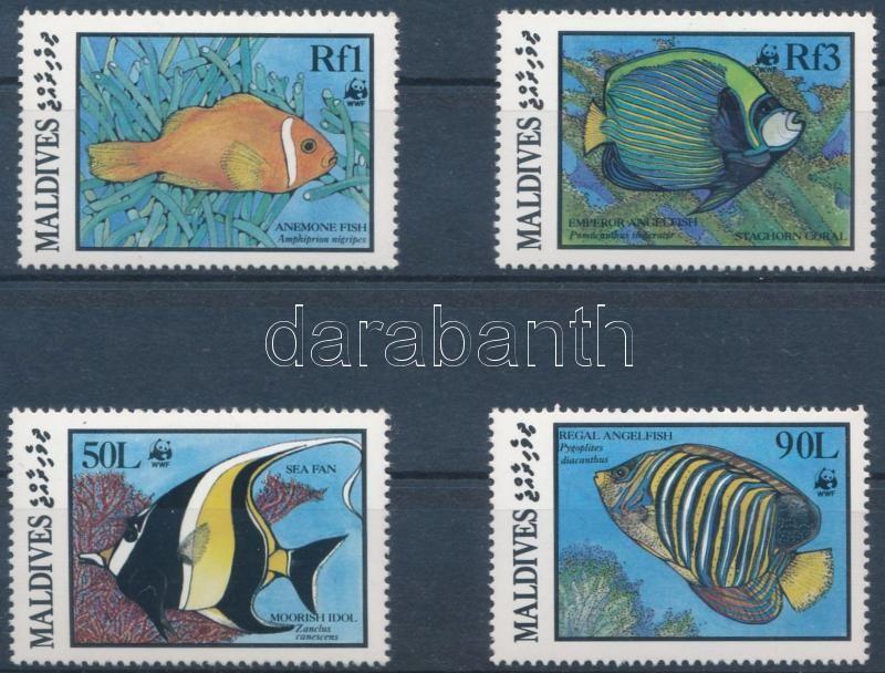 WWF Fishes set, WWF Halak sor