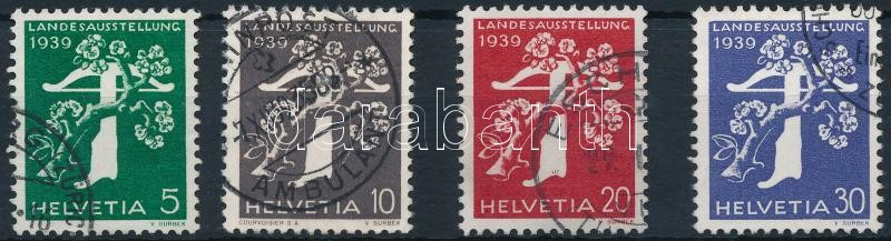 Agricultural Exhibition set with German title, Mezőgazdasági kiállítás sor német felirattal
