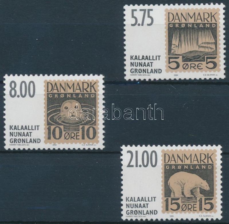 International Stamp Exhibition HUNFILA '01, Copenhagen (II) set, Nemzetközi Bélyegkiállítás HANFIA '01, Koppenhága (II) sor
