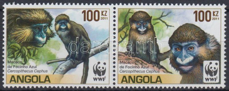 WWF: Monkey pair, WWF: Majom pár