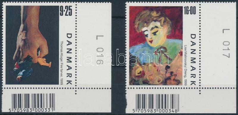 Contemporary art (IV) corner set, Kortárs művészet (IV) ívsarki sor