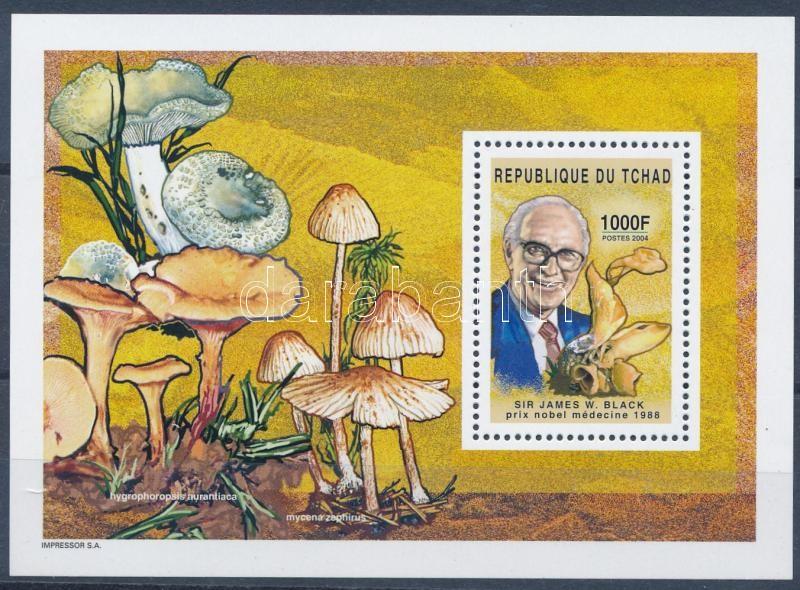 Mushrooms minisheet, Gomba kisív