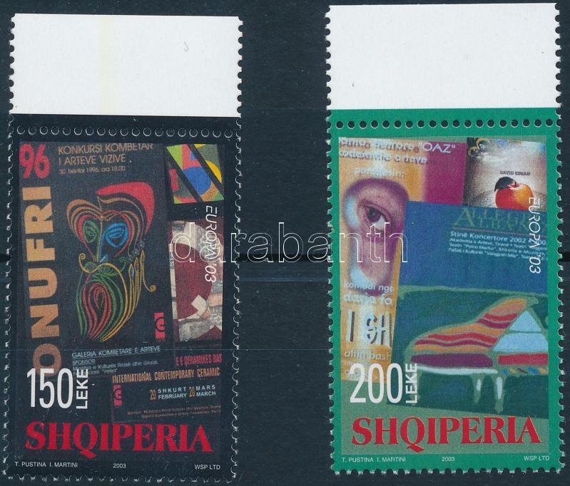 Europa CEPT: Poster Art set, Európa CEPT: Plakátművészet sor