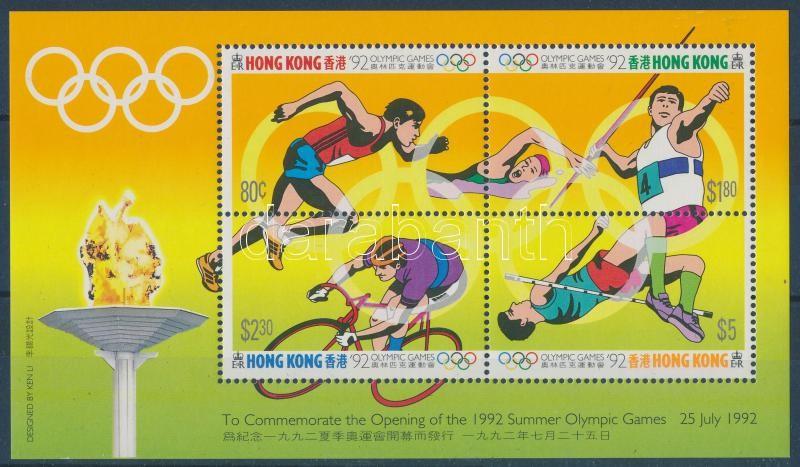 Nyári Olimpia, Barcelona blokk, Summer Olympics, Barcelona block