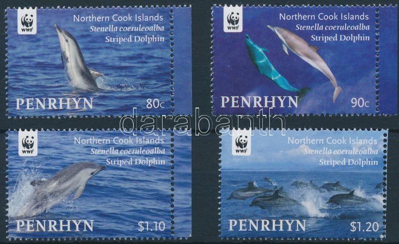 WWF: Dolphin set, WWF: Delfin sor