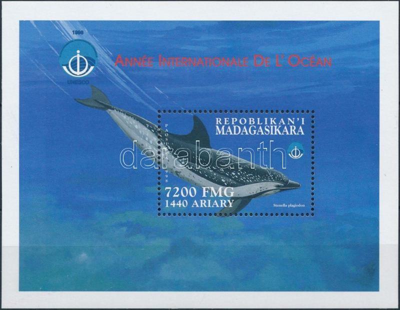 Ocean Year: Dolphin block, Az óceán éve: Delfin blokk
