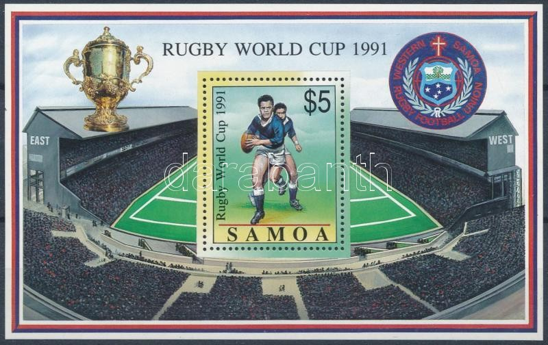 Rugby World Cup block, Rögbi VB blokk