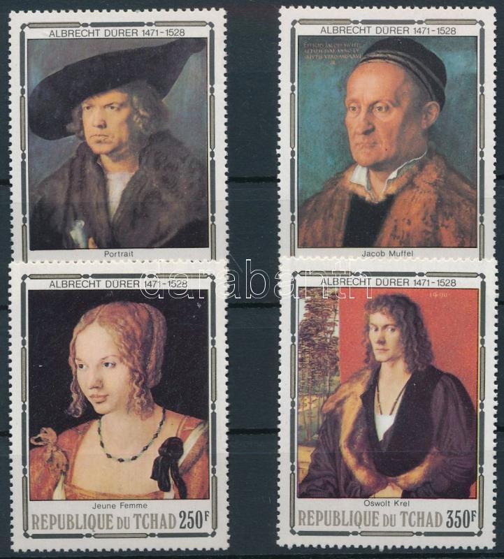 Dürer festmény sor, Dürer painting set