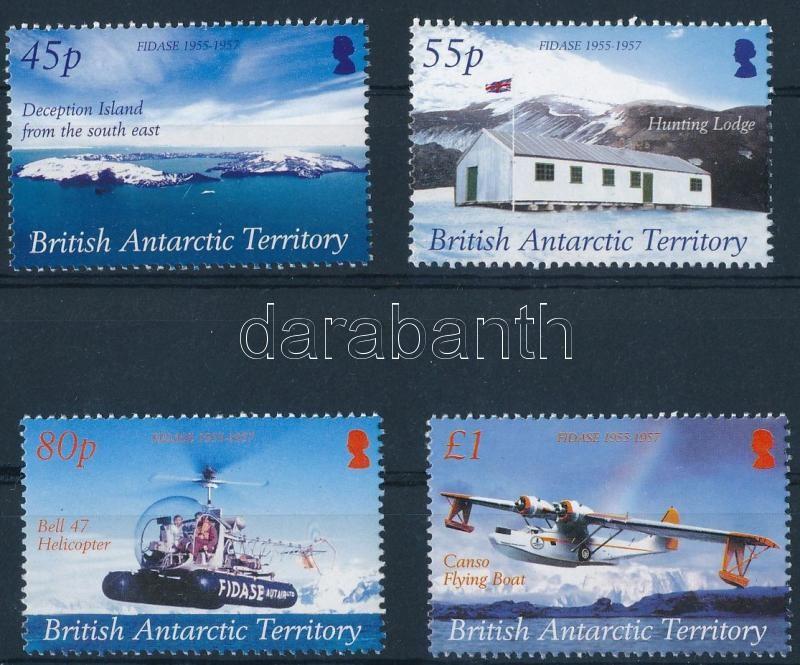 Falklands expedition set, Falkland expedíció sor