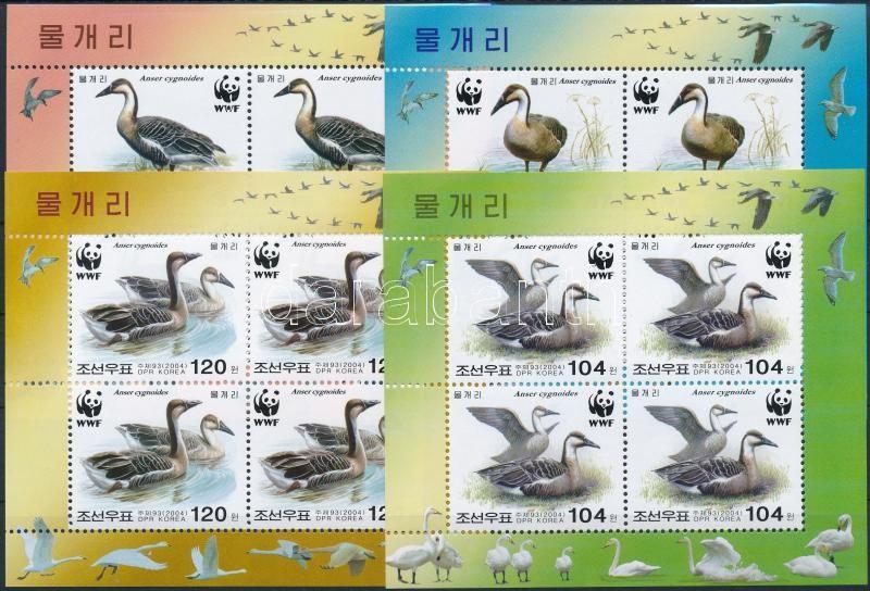 WWF: Chinese swan set, WWF: Kínai hattyúlúd sor