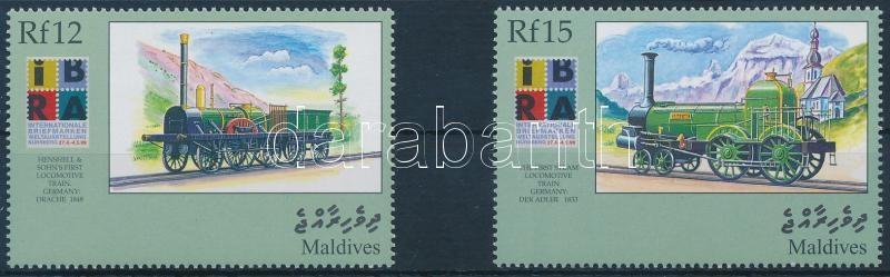 International Stamp Exhibition IBRA '99, Nürnberg set, Nemzetközi Bélyegkiállítás IBRA '99, Nürnberg sor