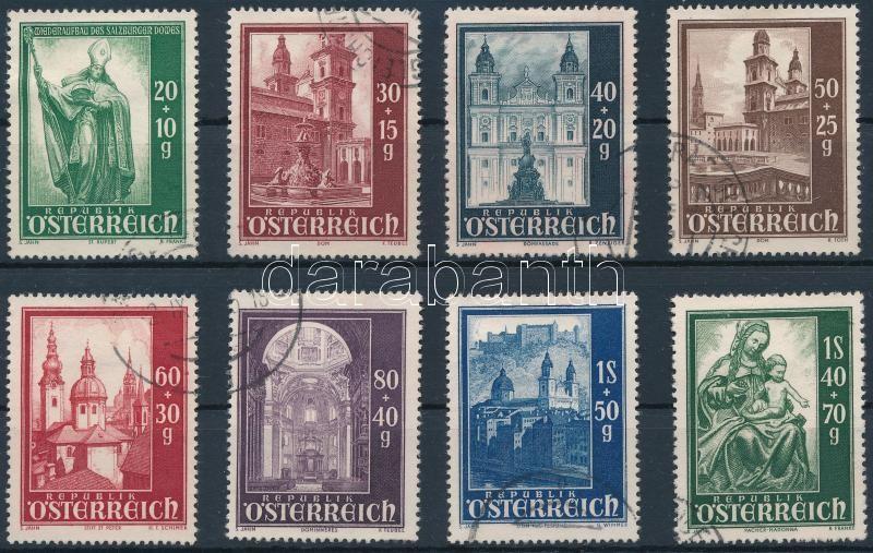 Salzburg Cathedral set, Salzburg Székesegyház sor