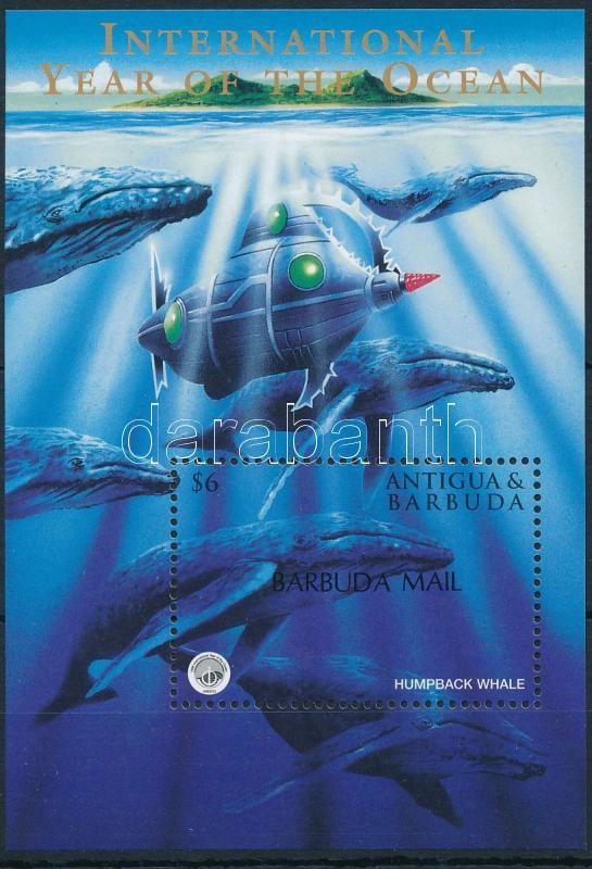 International Year of the Ocean: Whale block, Nemzetközi Óceán Év: Bálna blokk