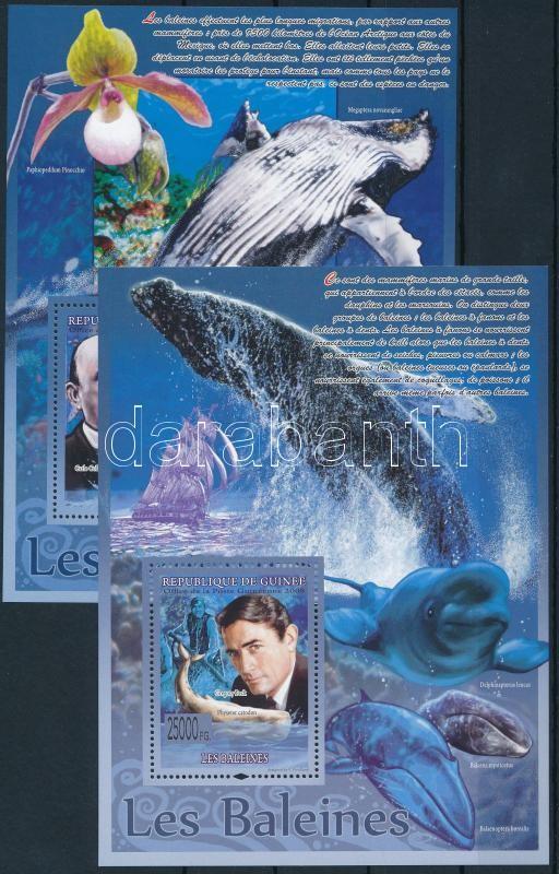 Moby Dick film; Whales 2 blocks, Moby Dick film; Bálnák 2 blokk