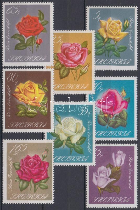 Rose set, Rózsa sor