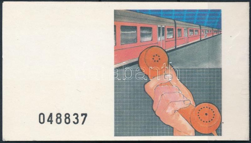 Europa CEPT stampbooklet, EUROPA CEPT bélyegfüzet
